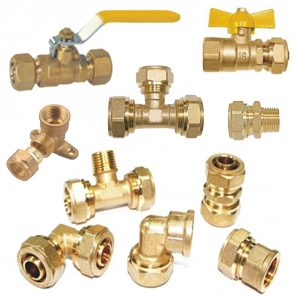 CSST Gas Fitting